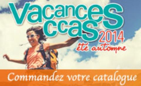Catalogue CCAS été automne 2014