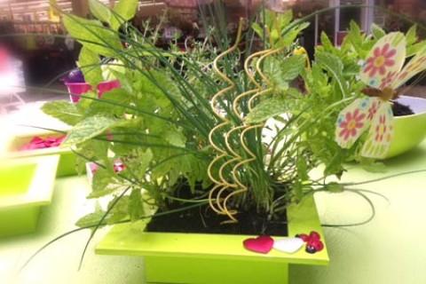 Nouveau : Création Atelier Floral
