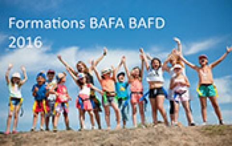 Formation BAFA 2016