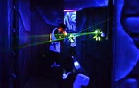 Megazone Laser Games à Montauban