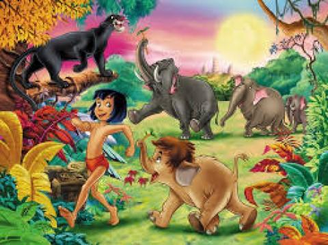Opération Lecture : «le livre de la jungle»